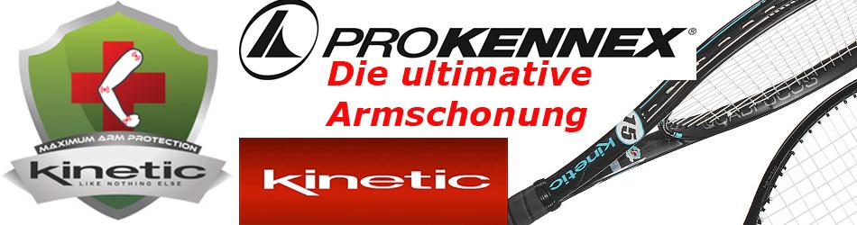 Pro Kennex Rackets