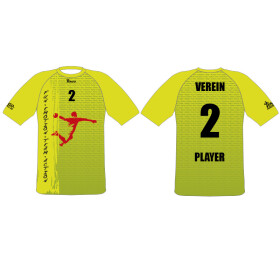 Action-Fun-Emotion-Team Shirt Emotion lime