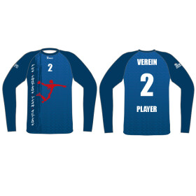 Action-Fun-Emotion-Team Longsleeve Emotion blau