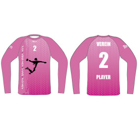 Action-Fun-Emotion-Team Longsleeve Emotion pink