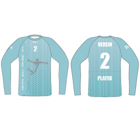 Action-Fun-Emotion-Team Longsleeve Emotion t¸rkis