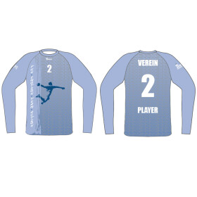 Action-Fun-Emotion-Team Longsleeve Emotion hellblau