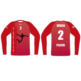 Action-Fun-Emotion-Team Longsleeve Emotion rot