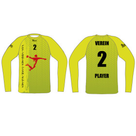 Action-Fun-Emotion-Team Longsleeve Emotion lime
