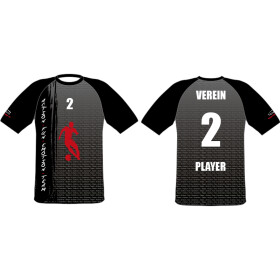 Action-Fun-Emotion-Team Shirt Emotion schwarz