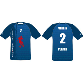 Action-Fun-Emotion-Team Shirt Emotion blau