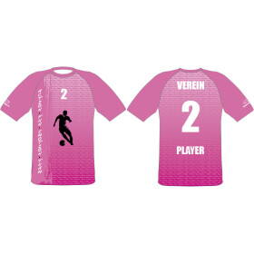 Action-Fun-Emotion-Team Shirt Emotion pink