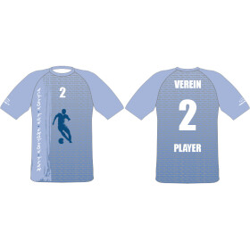 Action-Fun-Emotion-Team Shirt Emotion hellblau