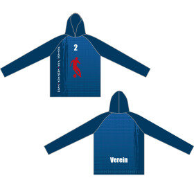 Action-Fun-Emotion-Team Hoodie Emotion blau