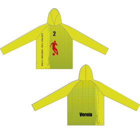 Action-Fun-Emotion-Team Hoodie Emotion lime