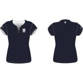 MTHC Shirt Y Damen blau