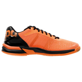 Kempa Attack THREE Contender (A) - fresh orange/schwarz