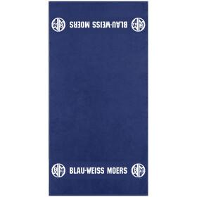 BWM Duschtuch 140 x 70 blau