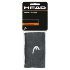 """Head Wristband 5"""" black 2er Pack"""