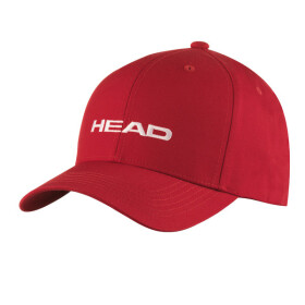 Head Promotion Cap Red