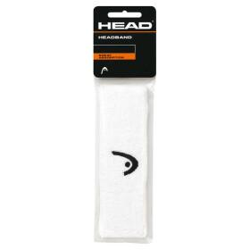Head Headband White