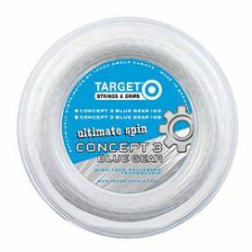 Target Concept 3 Blue Gear weiß 200m-Rolle