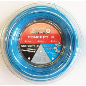 Target Concept 3 Blue Gear blau 200m-Rolle