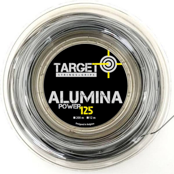 Target Alumina 125 Power 200m-Rolle
