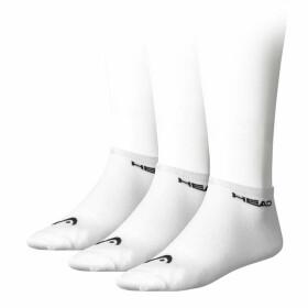 Head Socks Tennis Sneaker 3er white 35-38