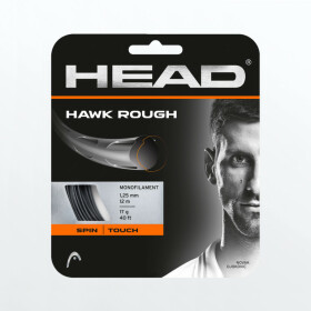 Head Hawk Rough Anthrazit 12 m 1,30mm/16g