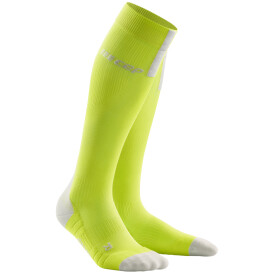 CEP Run Compression Socks 3.0 lime/light grey